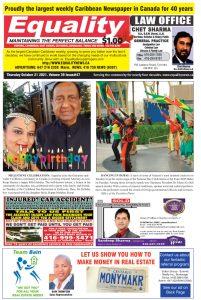 Equality Newspaper - October 21, 2021 - Dancing in Dubai